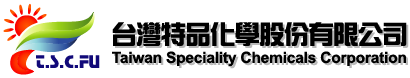 Taiwan Speciality Chemicals Corporation Logo